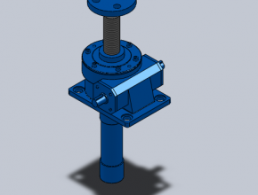JWM150蜗轮丝杆升降机